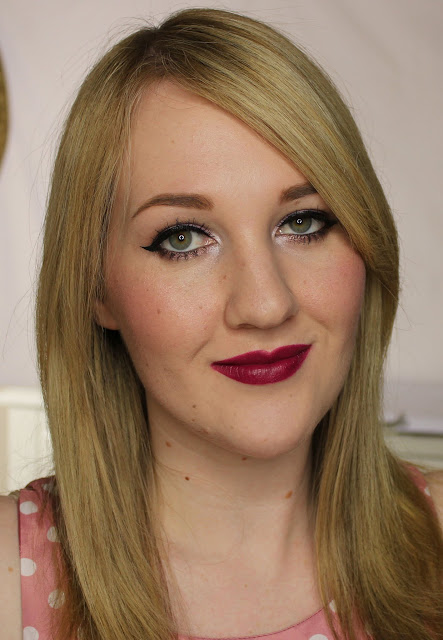 MAC MONDAY | Julia Petit - Acai Lipstick Swatches & Review
