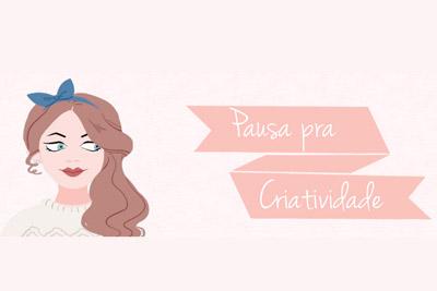 logo do blog pausa pra criatividade