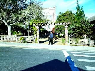 Elmarie Dyke Open Space at Pacific Grove California
