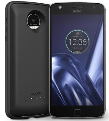 Spesifikasi Motorola Moto Z     Motorola memang merilis 2 varian Motorola Moto Z, dimana perbedaan Motorola Moto Z dan Motorola Moto Z Force yang sangat menonjol adalah pada bagian kamera belakangnya. Untuk Moto Z Force ini memiliki lensa kamera belakang beresolusi yang paling tinggi yakni 21 MP. Kamera tersebut sudah dibekali aperture f/1.8, laser autofocus, phase detection autofocus, OIS dan Dual LED Flash. Tidak hanya itu saja ia juga mampu merekam video beresolusi Quad HD. Untuk bagian kamera depannya dibekali lensa beresolusi 5 MP yang memiliki aperture f/2.2 dan LED Flash. Selain cocok untuk selfie, ia juga sangat cocok untuk digunakan sebagai perangkat video call. Harga Motorola Moto Z Force dikatakan sangat sebanding dengan fitur yang ada pada dirinya. Selain ada fitur desain Modular yakni MotoMods, ia juga dibekali sensor sidik jari dan pengisian baterai cepat alias fast charging.          Layarnya sudah sangat jelas mampu menampilkan gambar yang lebih terang dan jernih. Sobat deteknokers juga tidak perlu menambahkan pelindung layar, hal ini karena Moto Z Force sudah dilapisi layar pelindung sekelas Corning Gorilla Glass 4. Konektivitasnya memang hanya memakai slot kartu Nano-SIM saja belum Dual SIM tapi ia sudah dibekali jaringan 4G L