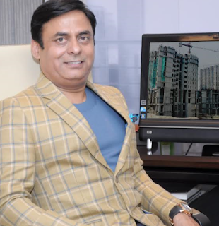 Mr. Prashant Tiwari, Chairman, Prateek Group, said