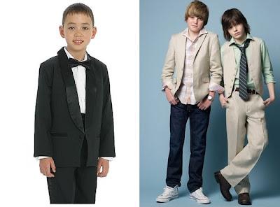 Vestidos de fiesta para niños y padres 86720d607acf