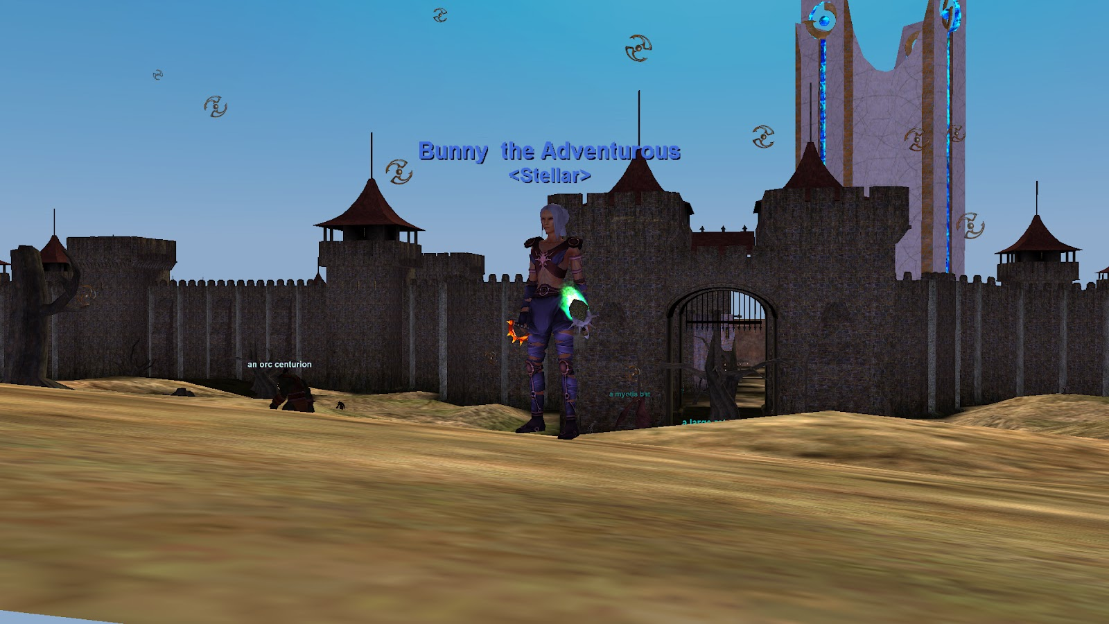 ECTmmo com- MMO Blog: The Adventures of Kaozz   : Lost