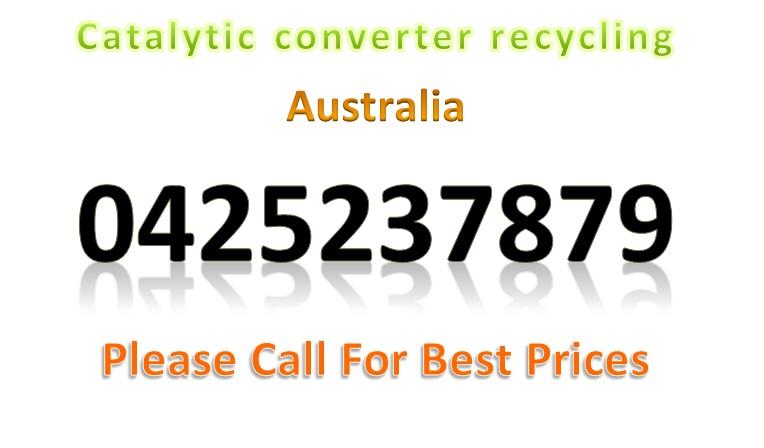 Catalytic converter Australia 0425237879
