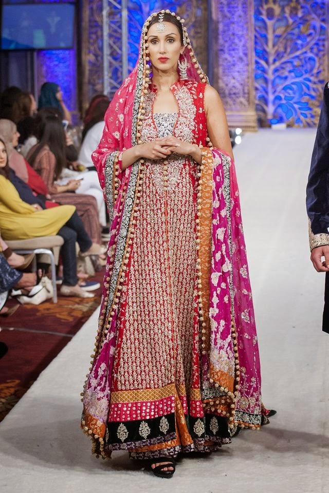 Pakistani-Indian-Designer-Bridal-Anarkali-Suits-And-Frocks-HD-Images