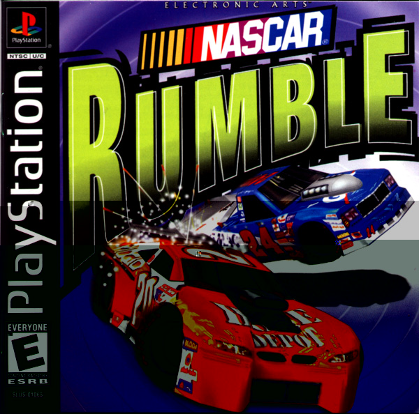 Nascar Rumble ~ Code- code game PS