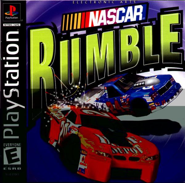 Nascar Rumble ~ Code- code game PS