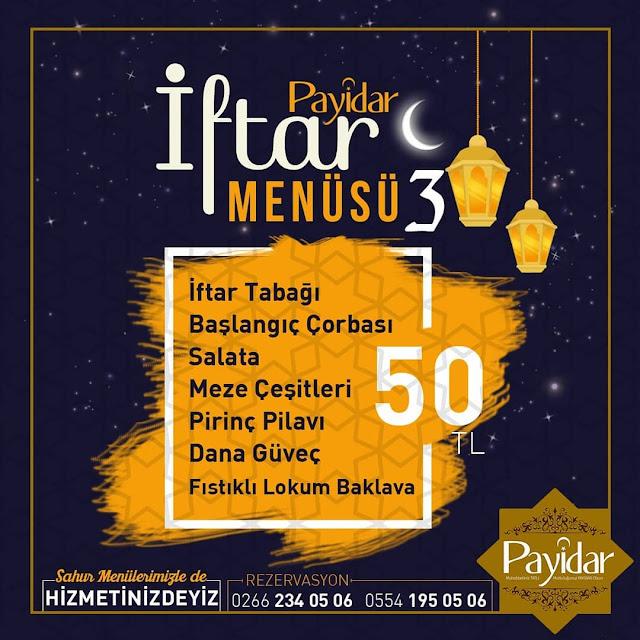 iftar menüleri 2019 iftar mekanları 2019 ramazan menüleri 2019