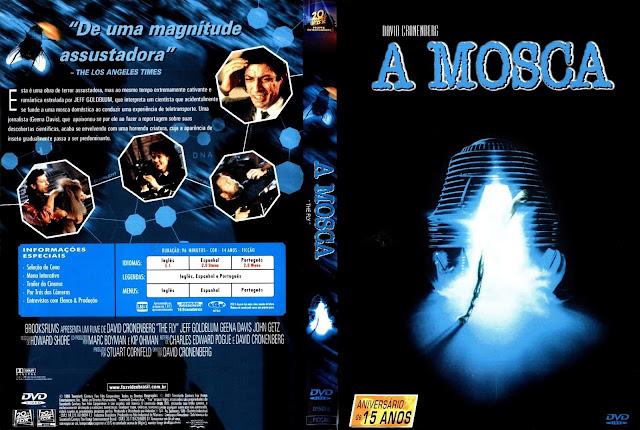 Capa DVD A Mosca
