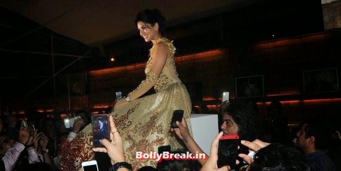 Sunny Leone, Sunny Leone, Koena Mitra Hot Pics from  Rohit Verma's Bridal Show