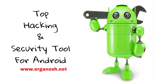 List Of Hacking And Security Tools For Android