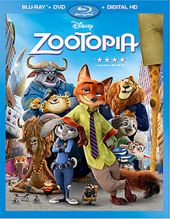 DVD & Blu-ray Release Report, Zootopia, Ralph Tribbey