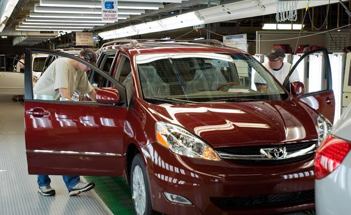 En diciembre pasado, se vendieron 192,567 unidades, esto es, 19.9% más que las vendidas en diciembre 2015. (Foto: Toyota)