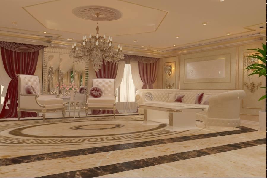 Design interior - casa - stil - clasic de lux