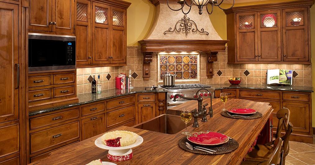 Tuscan design ideas  furniture and kitchen design elements