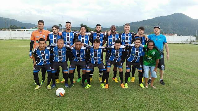 Grêmio Cachoeira vence amistoso em Garopaba