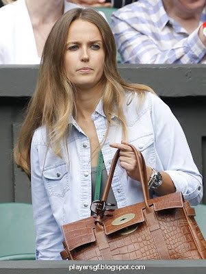 Andy Murray's hot girlfriend