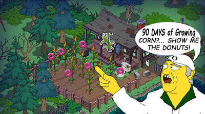 Download The Simpsons Tapped Out MOD Unlimited Cash Terbaru