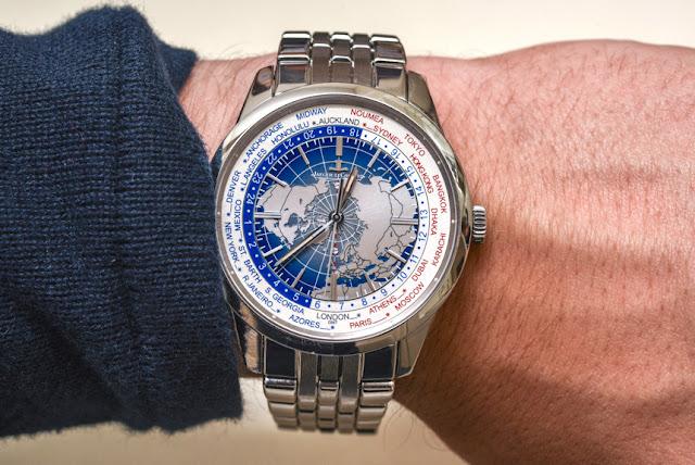 Réplique Jaeger-LeCoultre Geophysic Universal Time Montre À Vendre