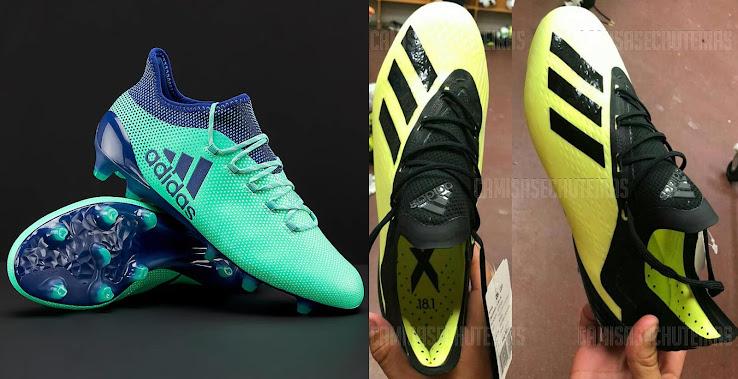 nueva especiales real mejor valorado nueva apariencia Radical Redesign - Current-Gen Adidas X 17 vs All-New Next-Gen ...