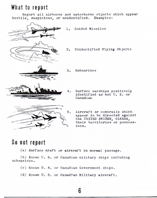 What To Report section Navy Vietnam - January 1967