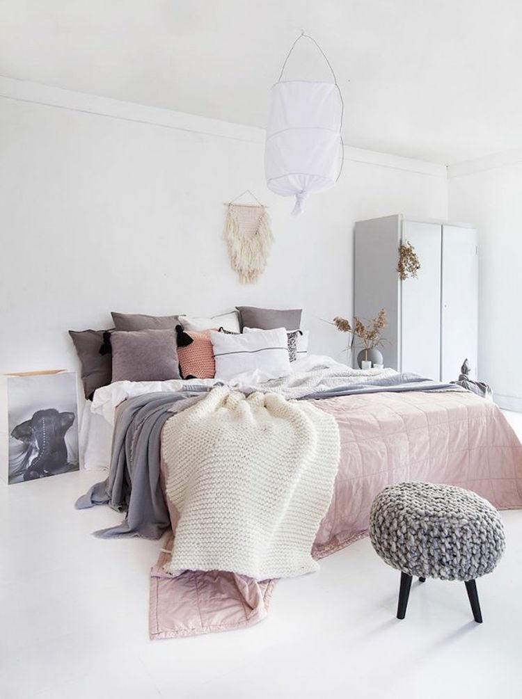 cómo hacer la cama