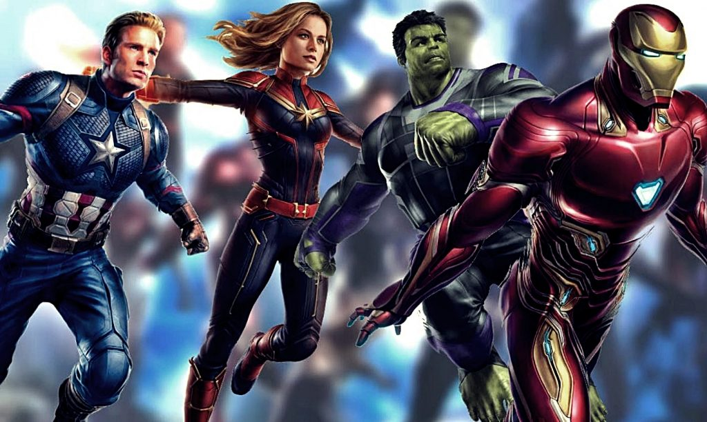 Avengers | And Game