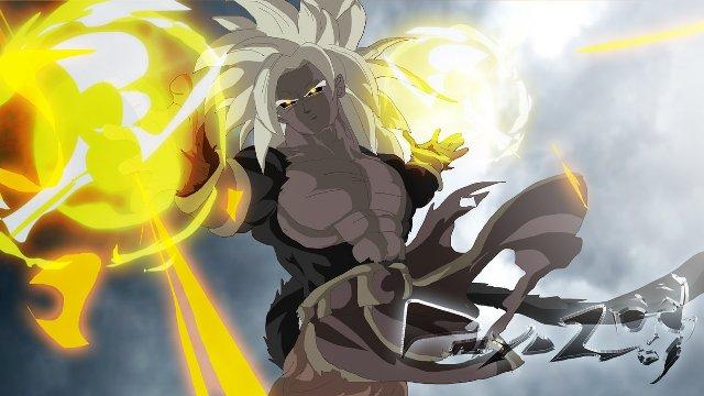 Dragon Ball Absalon Broly