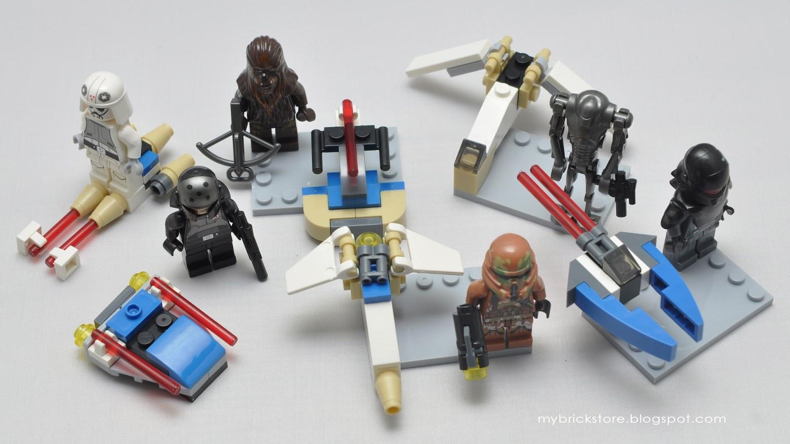 Chronique Nous avons construit le nouveau Faucon Millenium en Lego