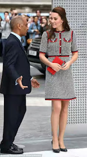 Duchess of Cambridge Kate Middleton's fashion and style