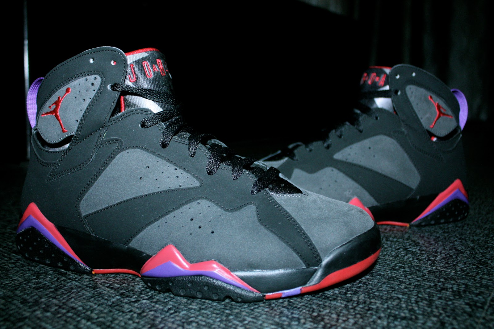 c664282ed8c6 The Hype Spot   Air Jordan VII DMP Raptor
