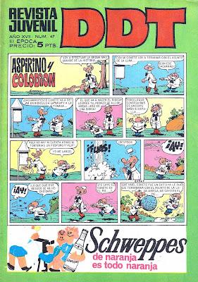 DDT 3ª nº 47 (10 de Junio de 1968)