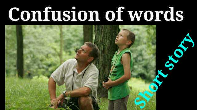 funny inspirational stories with morals-Confusion of words