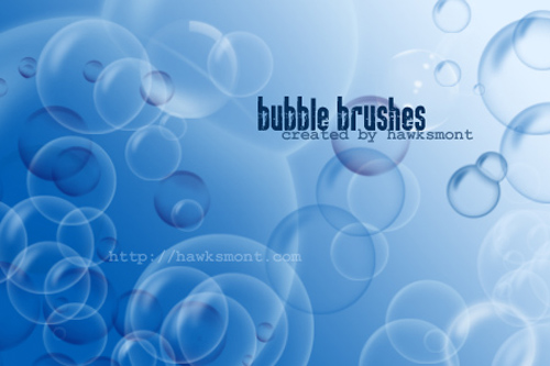 11 Bubble Brushes