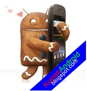 Android version 2.3 (Gingerbread)