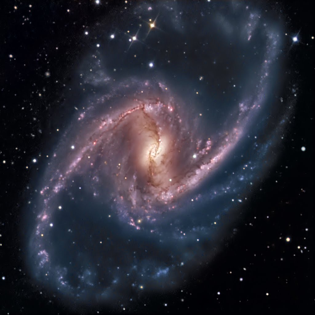 Come si formano le spirali galattiche?