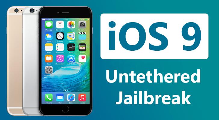 Hacker Demonstrated Untethered iOS 9 Jailbreak On Video