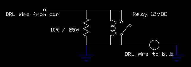DRL-circuit