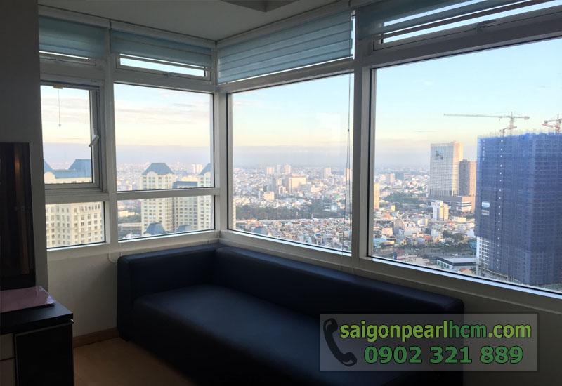 Cho thuê căn hộ Saigon Pearl tầng 33 tháp Topaz