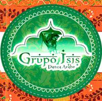 Logo Logotipo Grupo Isis Diseño Gráfico Freelance