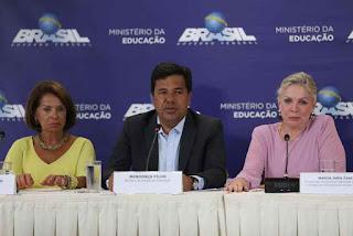 Ministro da Educação divulga resultado do Enem 2017