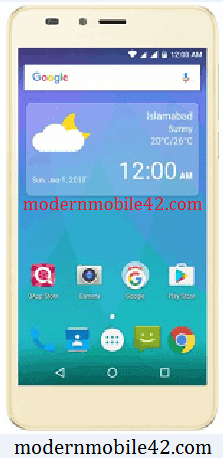 QMobile Evok Power Lite-MT6580__FLASH File