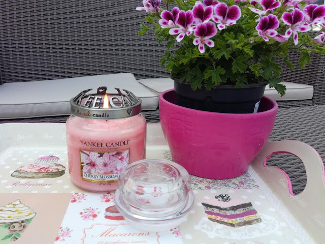 Cherry Blossom de Yankee Candle