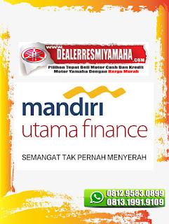 Kredit Motor Yamaha, Promo Yamaha, Harga Kredit Yamaha, MUF, Dealer Yamaha Jakarta