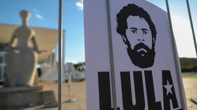 Tribunal Supremo suspende fallo que podría liberar a Lula