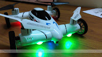 SongYang X25-1 Flying Car LED Lights