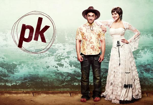 PK - 2014 (Bollywood Satirical Comedy Drama Film)