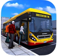 Bus Simulator PRO 2017 (MOD Full Unlimited Money) v1.6.1