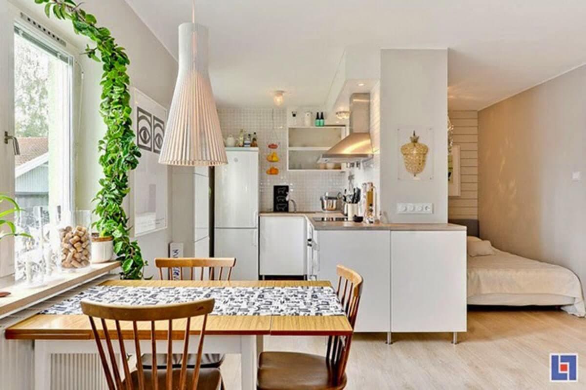 Phòng bếp tnr goldmark city