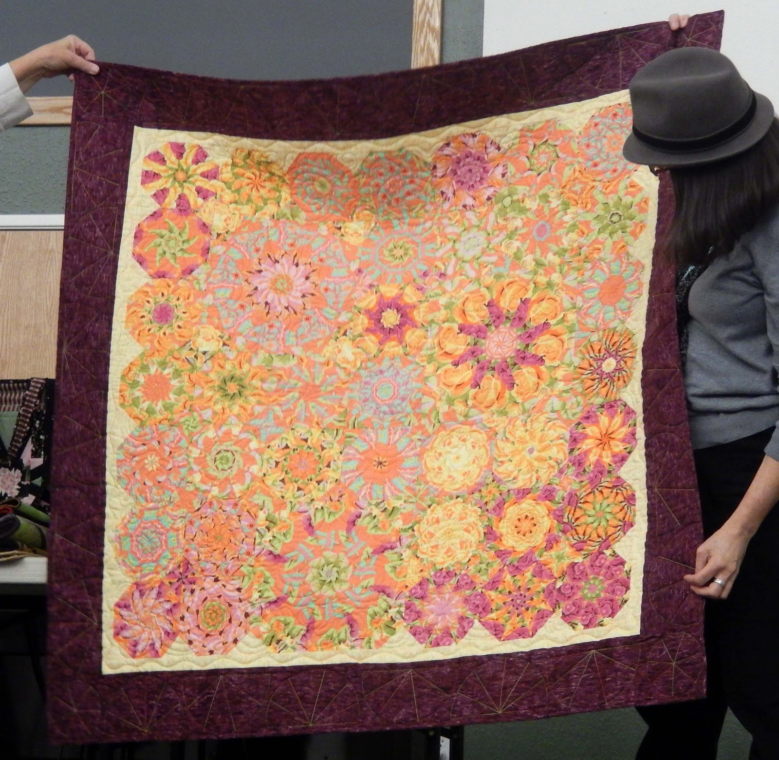Westside Quilters Guild: Highlights of the February Meeting